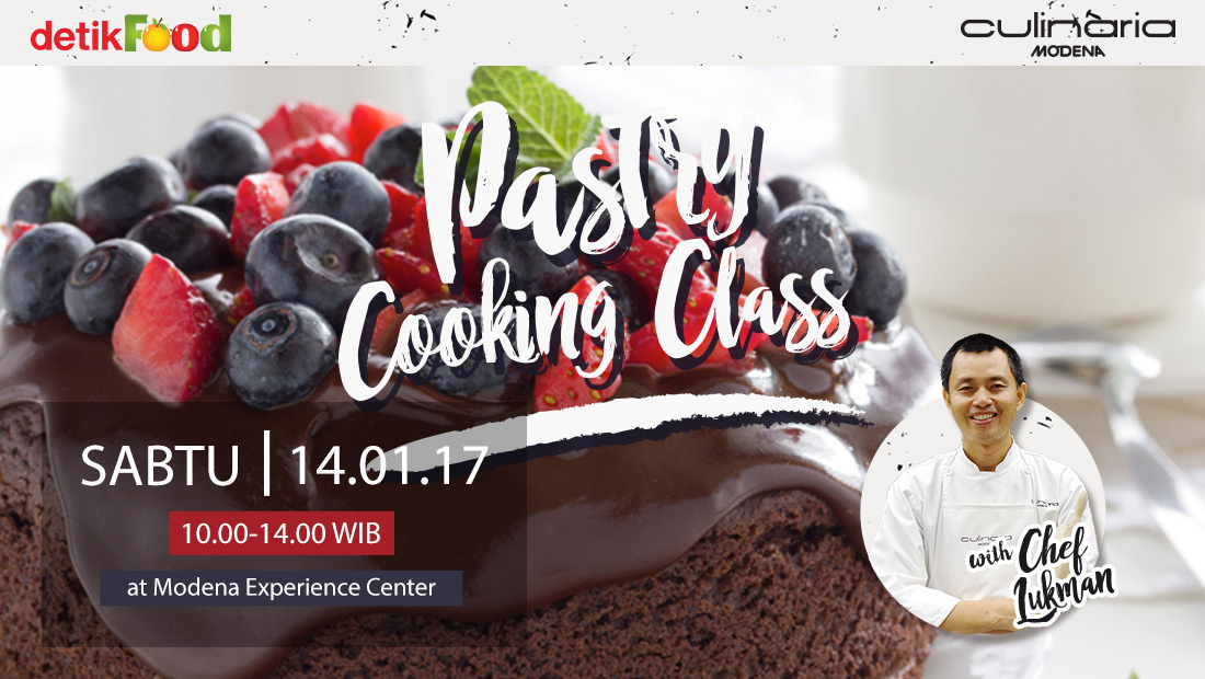 Pastry Cooking Class