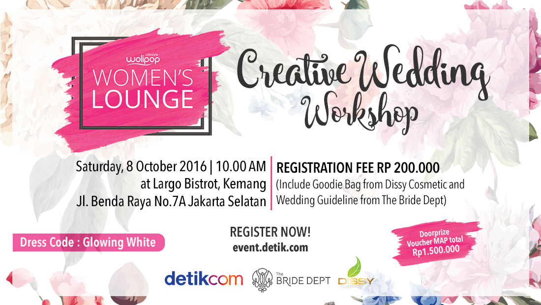Creative Wedding Workshop