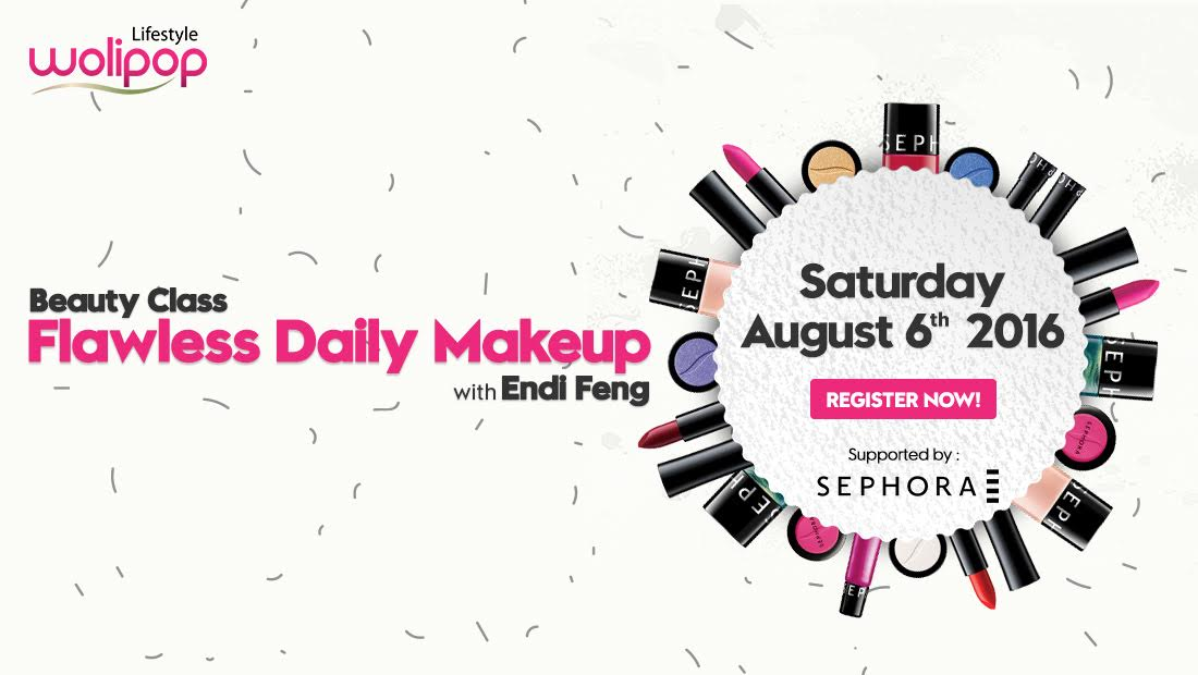 Beauty Class : Flawless Daily Makeup