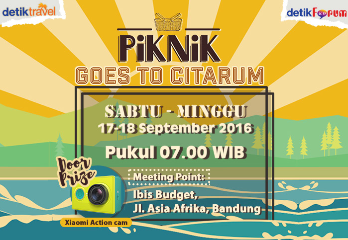 Piknik : Goes To Citarum