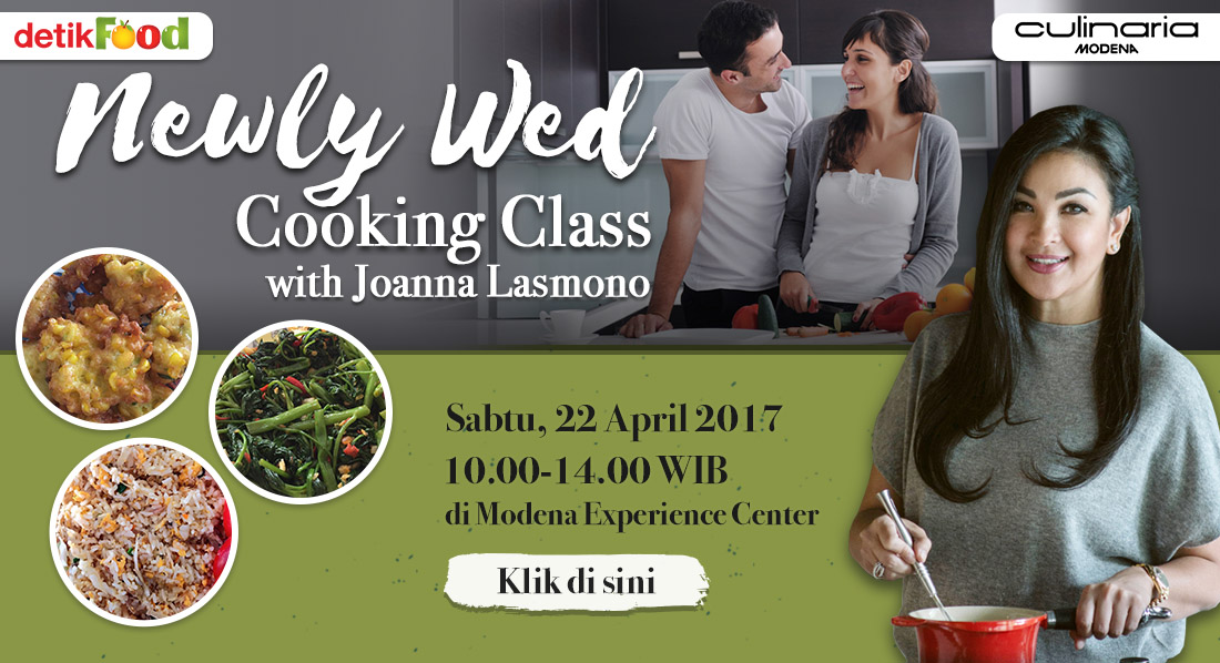 Newly Wed Cooking Class