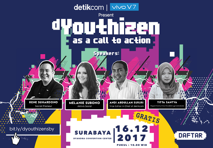 dYouthizen Surabaya : As A Call to Action