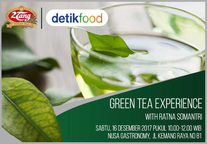 Green Tea Experience with Ratna Somantri