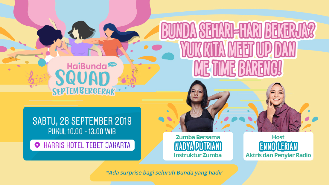HAIBUNDA SQUAD: SEPTEMBERGERAK
