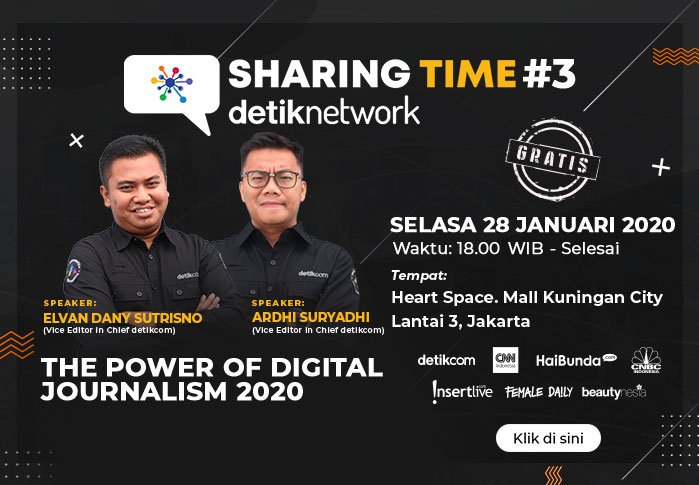 Sharing Time detikNetwork #3